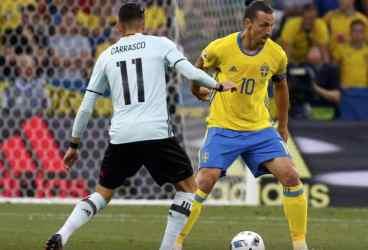 Eliminat de la EURO, Zlatan Ibrahimovic a spus adio echipei naționale a Suediei! S-a stabilit tabloul optimilor