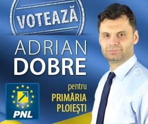 Adrian Dobre a câştigat Primăria Ploieşti