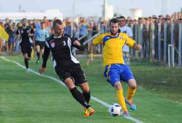 La Blejoi, s-a bătut recordul local de spectatori: 1.500! Fanii Petrolului au fost răsplătiți cu un 3-0 al favoriților