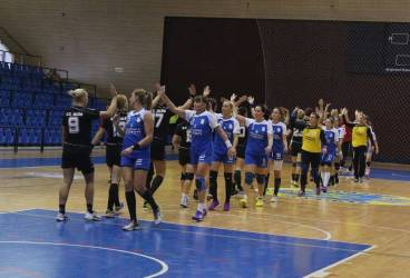 Luptând (și) împotriva marii bătăi de joc locale, handbalistele de la CSM Ploiești – aproape de un miracol la finalul meciului cu HC Zalău!