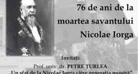 "Eveniment organizat la Muzeul ""Nicolae Iorga"" Vălenii de Munte"