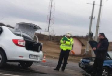 Accident pe DN1A, la Lipăneşti