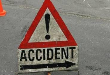 Tramvai implicat într-un accident pe strada Democraţiei