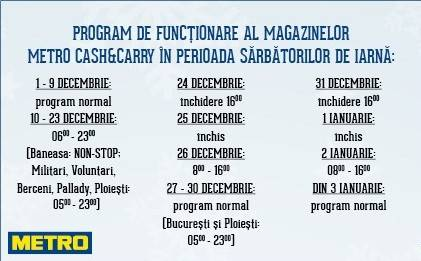 program-metro-sarbatori