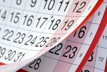 Calendarul zilelor libere 2017. Când pică Paştele, Rusaliile şi Crăciunul