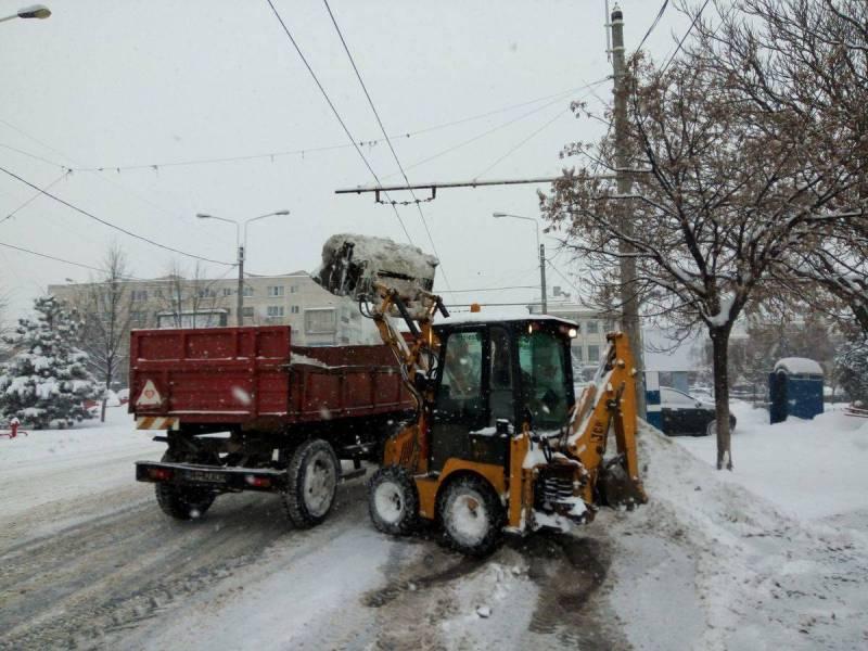 Primăria Ploiești anunță că s-a pregătit de iarnă
