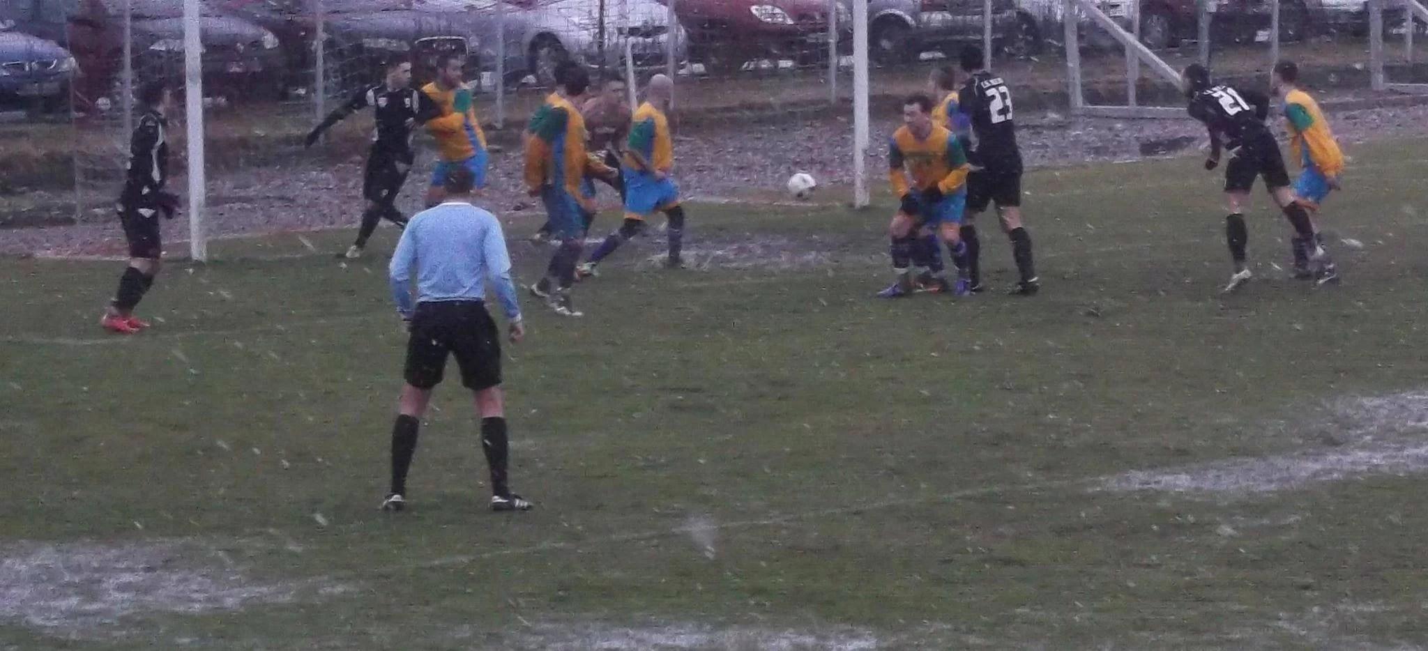 Ceva emoții în Cupa României, pentru CS Blejoi. Măgura Trestioara putea împinge meciul în prelungiri!