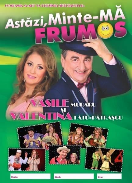 Vineri, 10 martie, spectacol dedicat doamnelor şi domnişoarelor din Vălenii de Munte