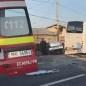 Cum s-a petrecut accidentul de la Potigrafu. Victima, o femeie de 56 de ani, este inconştientă