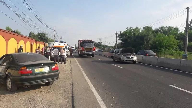 Accidente la Bucov şi Puchenii Mari