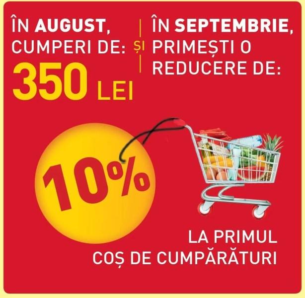 Carrefour lansează Card Plus, un nou program de fidelitate pentru clienţii supermarketurilor din Prahova