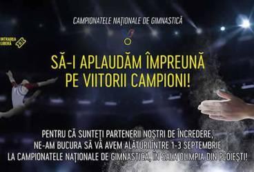 Larisa Iordache şi Cătălina Ponor vin la Ploieşti, la Campionatele Naţionale de Gimnastică