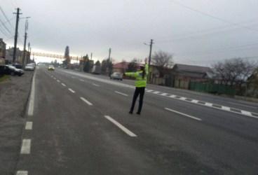 70 de amenzi după un filtru al poliţiei pe DN72, Ploieşti – Târgovişte