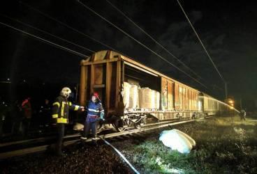 Detaliile intervenţiei din gara Breaza Nord