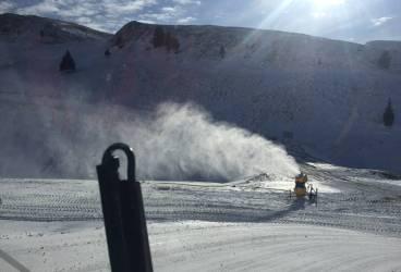Când se deschide sezonul de schi la Sinaia. Pârtiile sunt pregătite