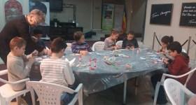 Copiii din Ploieşti, ajutoarele lui Moș Crăciun