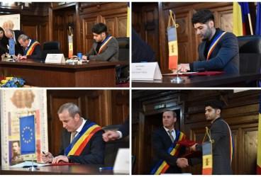 Comuna Păuleşti – Prahova s-a înfrăţit cu Păuleşti – raionul Călăraşi, Republica Moldova