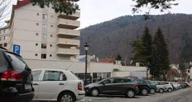 Parcare gratuita in Sinaia. Vezi unde