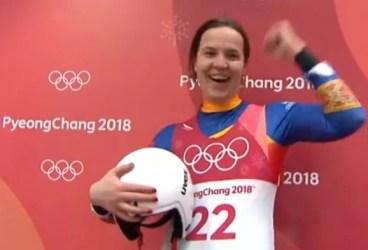 O prahoveancă a readus în atenție România la Jocurile Olimpice! Raluca Strămăturaru, în elita competitoarelor de la sanie