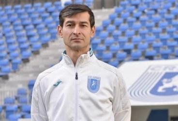 Dr. Claudiu Stamatescu, un… specialist al Cupei României. A câștigat trofeul în 2013 cu Petrolul și în 2018 cu CSU Craiova!