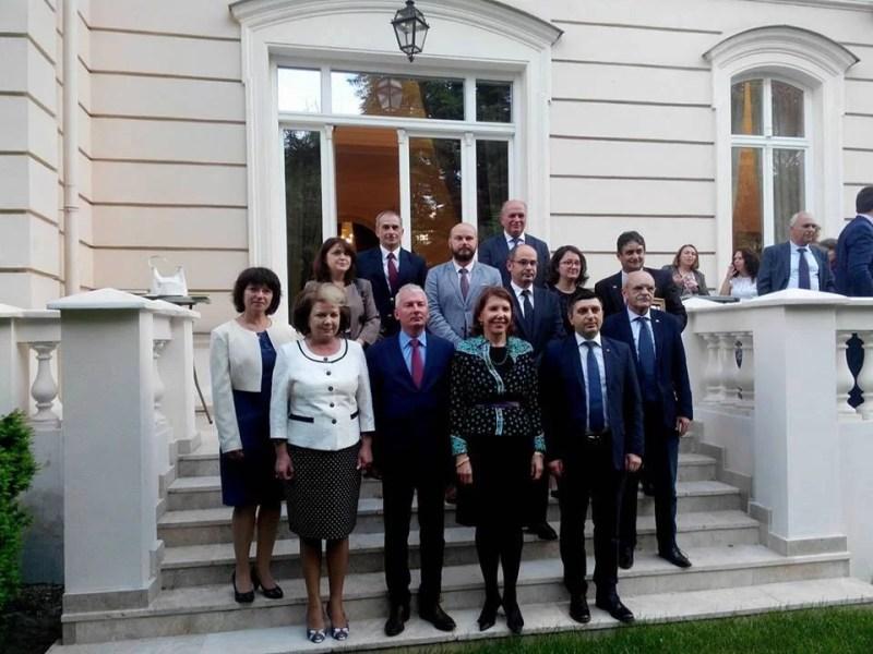Judeţul Prahova, premiat de Ambasada Franţei
