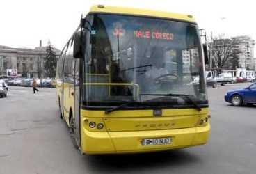Circulaţia pe transportul în comun de Rusalii şi 1 Iunie