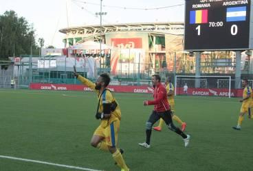 Fotbalul românesc se remarcă la Campionatul Mondial. La cel al… artiștilor, deocamdată! Prahovenii sunt vedete în Rusia!