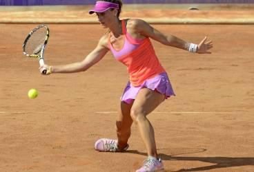 Ana Bogdan a trecut în turul 2 la Marele Șlem de la Roland Garros, după un meci lung cu o puștoaică din Cehia!