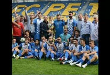 CS Păuleşti, câştigătoarea Cupei României, faza pe judeţ