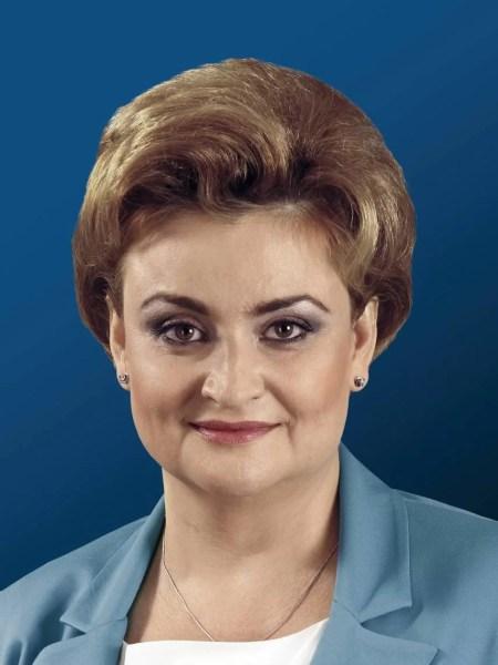 Graţiela Gavrilescu propusă de premierul Viorica Dăncilă pentru un nou mandat de ministru