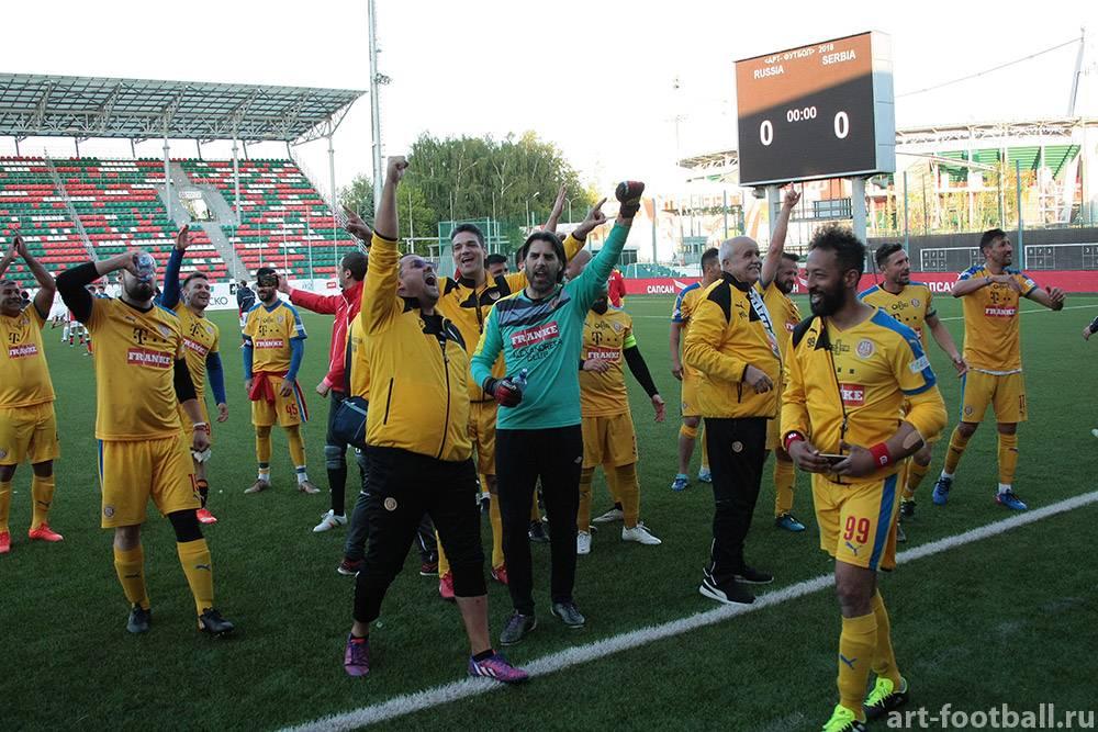 România – campioana mondială a artiștilor-fotbaliști! Șase prahoveni în lotul învingătorilor! Rusia… KO!