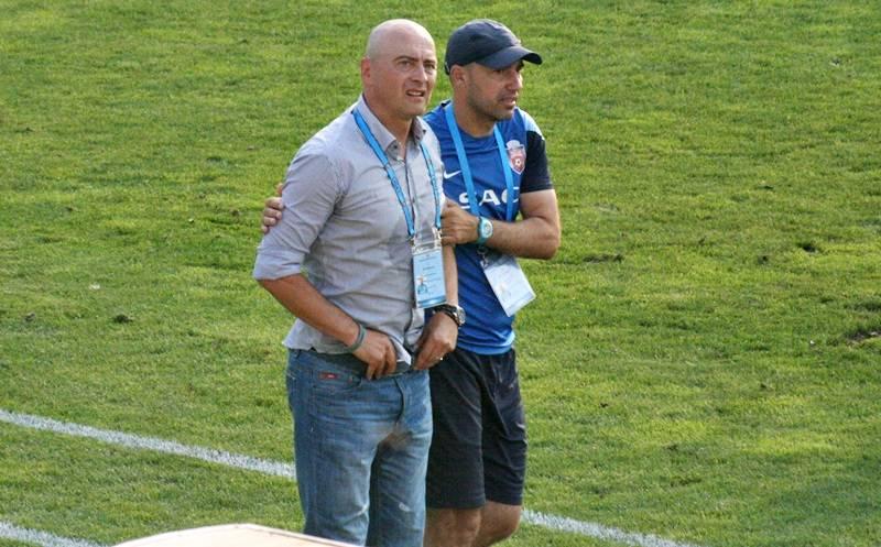 """FC Petrolul are un staff tehnic beton. De-acum, doi posesori de licență PRO, pe banca """"găzarilor"""""""