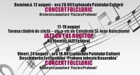"""Stagiunea Estivală a Filarmonicii """"Paul Constantinescu"""" Ploiești"""