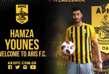 """""""Lupul"""" de altădată Hamza Younes și-a bătut fosta echipă din Grecia. Internaționalul tunisian, decisiv în fața trupei lui Pablo de Lucas"""