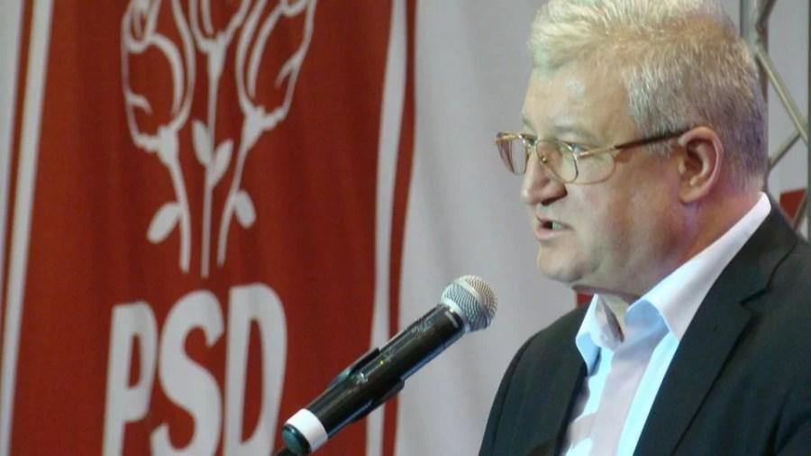 Daniel Savu a revenit în PSD, via Bucureşti