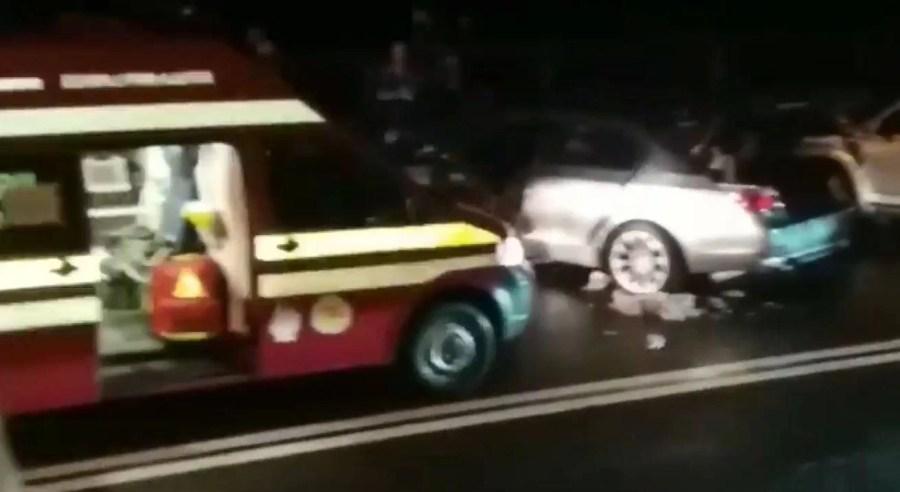 Tată şi fiu, decedaţi într-un accident rutier la Sinaia