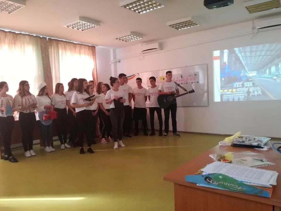 """Liceul Tehnologic Agromontan """"Romeo Constantinescu"""" Vălenii de Munte participă la EUROSCOLA 2018 -2019"""