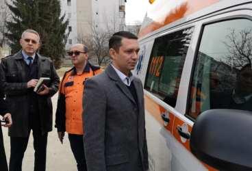 Anul Nou aduce dotări noi la Ambulanţa Prahova