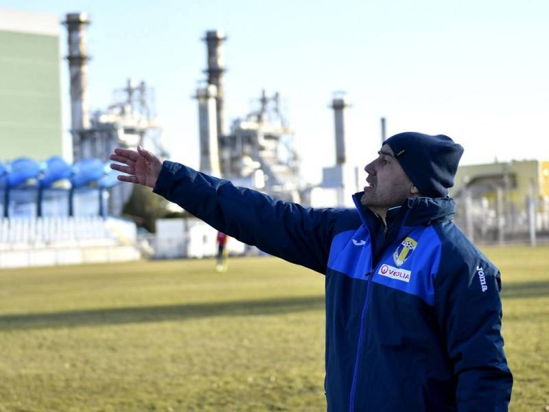 Ultima repetiție a Petrolului, pentru Pandurii, la Strejnicu. Sparring-partner va fi liderul Seriei I din Liga a III-a, SCM Gloria Buzău