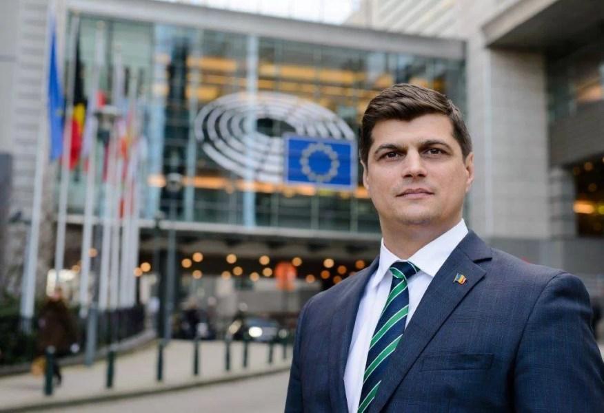 Europarlamentarul prahovean Laurențiu Rebega, trimis în judecată pentru fraude cu fonduri europene