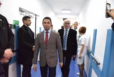 Bogdan Toader cere demisiile conducerii Spitalului Judeţean de Urgenţă