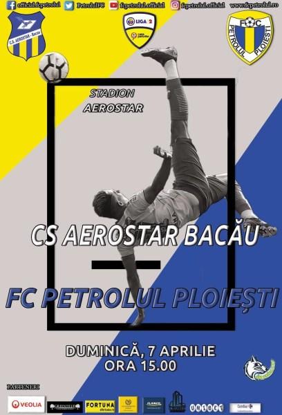 """La Bacău, sub zodia sărbătoriților din tabăra """"lupilor"""". După eșecul lui """"U"""", Petrolul musai s-o bată pe Aerostar, de ziua lui Mircea Dridea!"""
