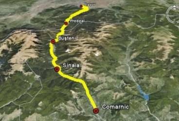 Premierul Viorica Dăncilă a participat la semnarea finanţării pentru autostrada Braşov-Comarnic