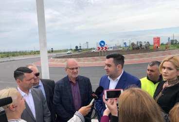 Ministrul Transporturilor, proiecte pentru Prahova: sensuri giratorii, centuri ocolitoare, lărgiri de şosele