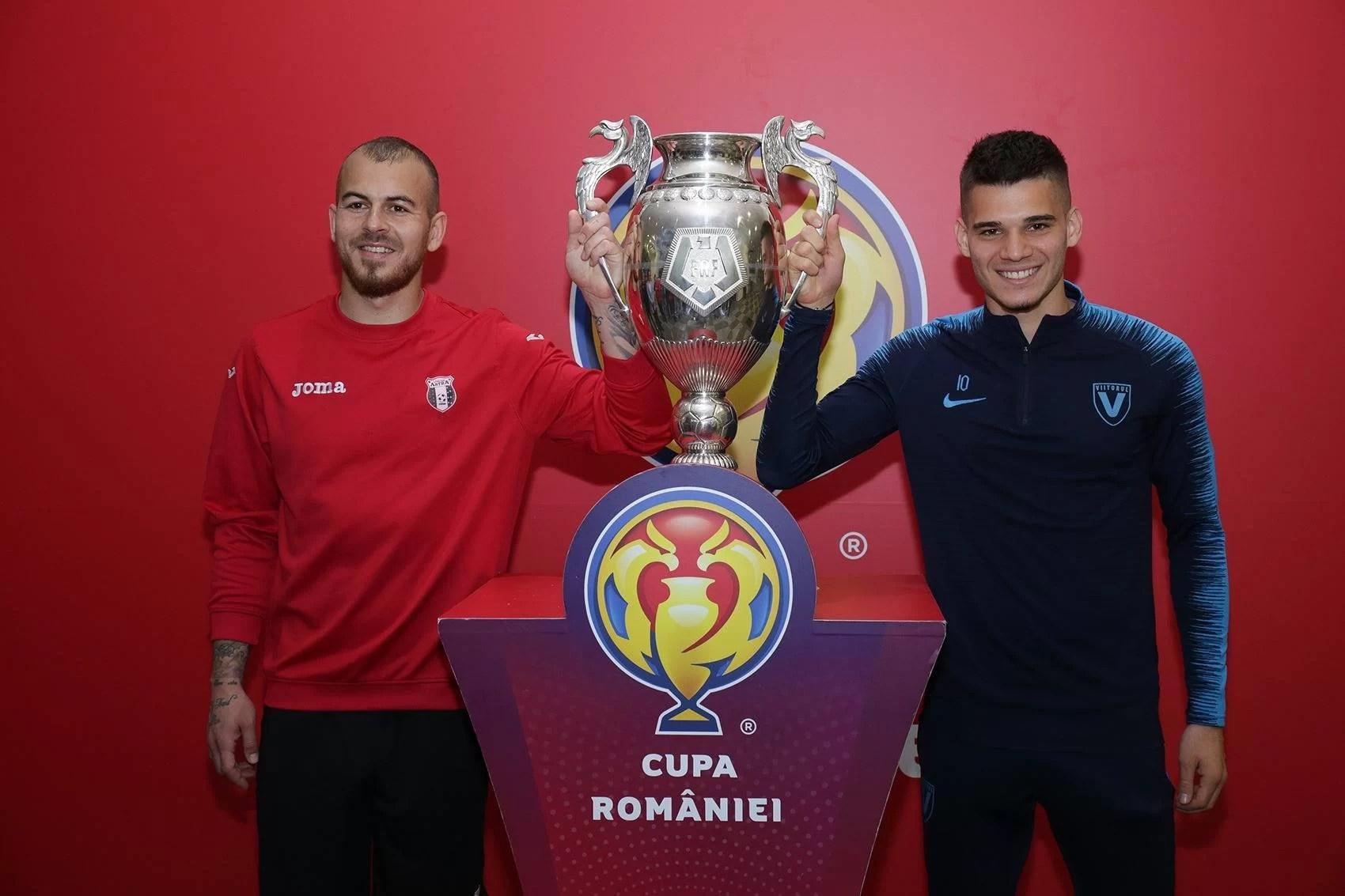 """A doua finală de Cupă României pe noul """"Ilie Oană"""". Din nou, cu Astra în ultimul act. Nu a trecut de FC Voluntari, o va face de Viitorul celor doi Hagi?"""