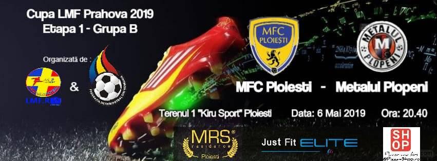 MFC Ploiești debutează în faza județeană a Cupei României la Minifotbal. Adversara – o nucă tare, Metalul Plopeni