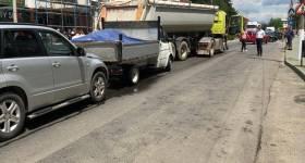 Unui şofer de  TIR i s-a făcut rău în trafic, la Văleni. Rezultatul?