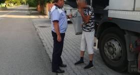 Filtre ale poliţiei rutiere în oraşele de pe Valea Prahovei