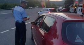 """Acţiune """"Alcool şi viteză"""" a Poliţiei Rutiere"""