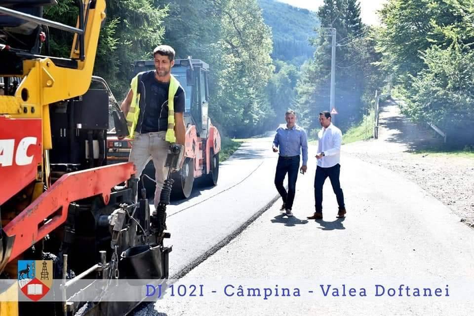Drum bun către Festivalul Caşcavelei – Valea Doftanei!